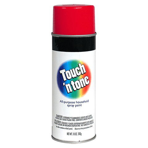 Dap Touch n Tone Cherry Red Spray Paint
