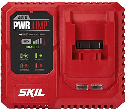 Skil 20V PWRJump Charger QC536001