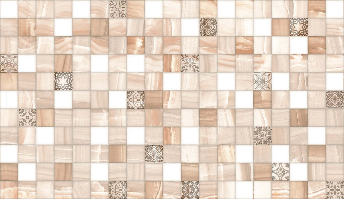"Pastilhado Vitral HD 52085 Wall Tile 33x57 (13""x22"") 12PPB 2.02sqft"