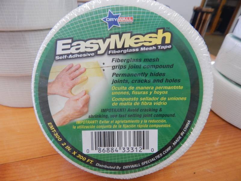 "Easy Mesh Joint Tape 2""x300' EMT-300"