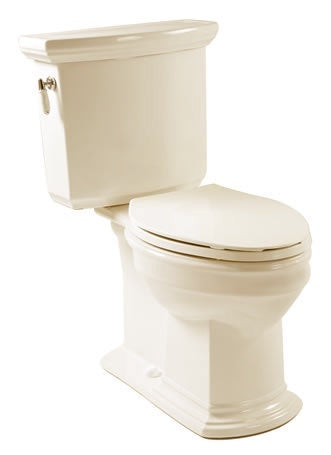 Corona Piamonte Bone Elongated Toilet
