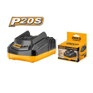 Ingco 20v Lithium-Ion Battery Charger UFCLI2001