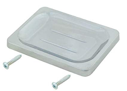 EZ-Flo Soap Dish Chrome Plated 15201