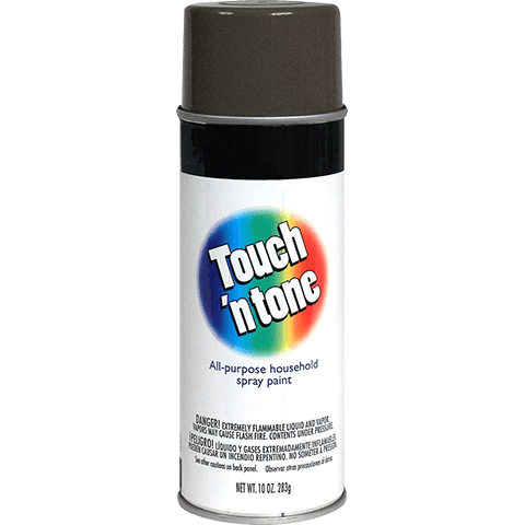 Dap Touch n Tone Dove Gray Spray Paint