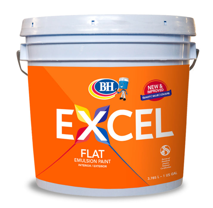 BH Excel Dusty Grey Gallon