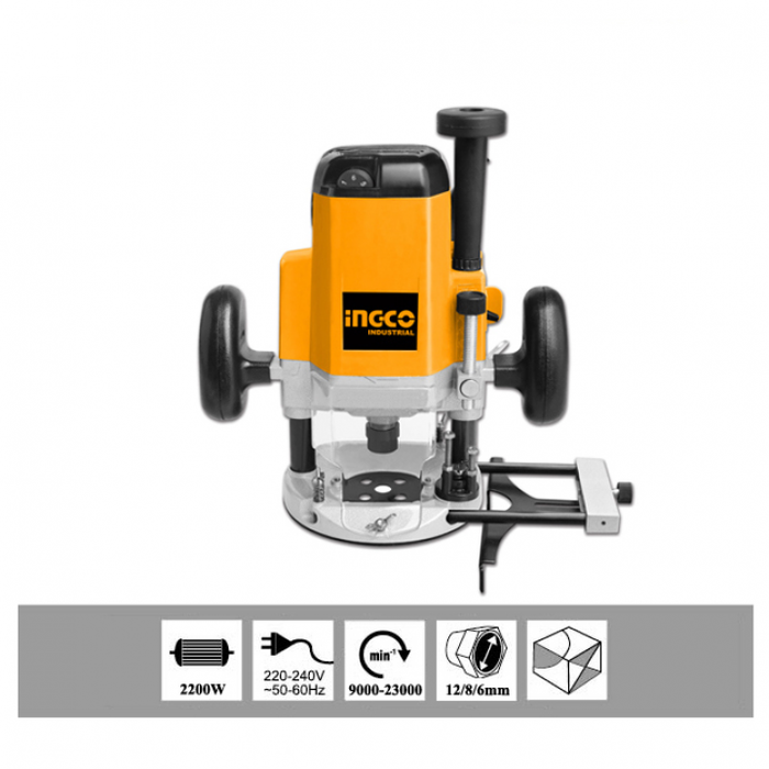 Ingco Electric Router 2200w URT22001