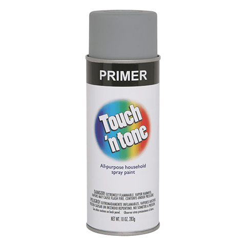 Dap Touch n Tone Gray Primer Spray Paint