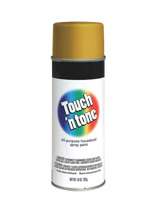 Dap Touch n Tone Metallic Gold Spray Paint