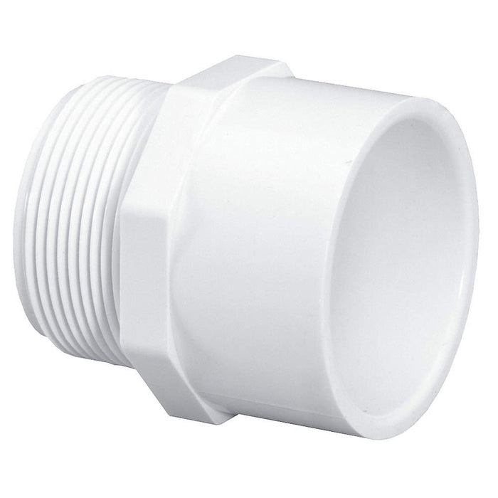 "1/2"" PVC Male Adapter Sch 40"