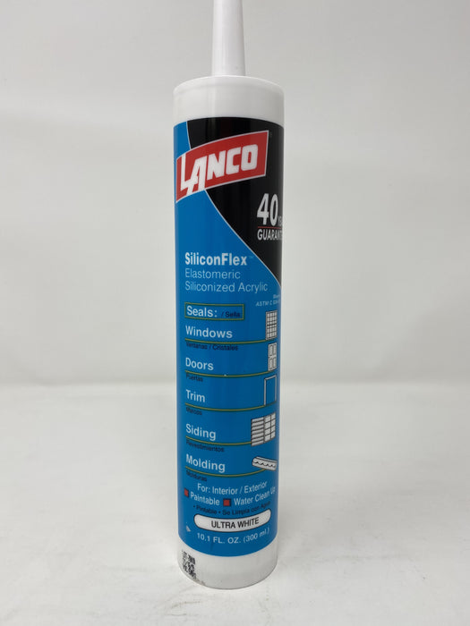 Lanco SiliconFlex Ultra White 10.1oz