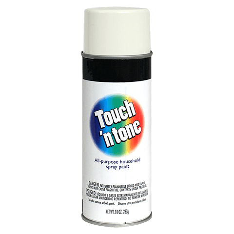 Dap Touch n Tone Gloss White Spray Paint