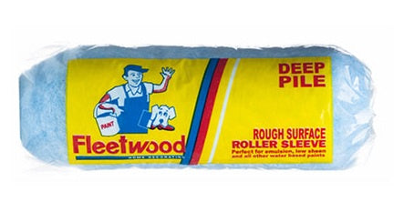 Fleetwood Rough Surface Deep Pile Roller Sleeve 0304