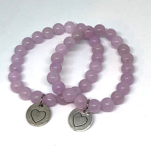 Mommy and Me Lavender Jade Set