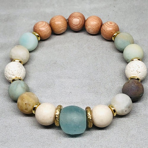Touch of Amazonite Signature Bracelet
