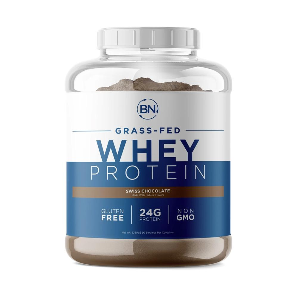 Grass Fed Whey 5lb Protein BN-Labs Chocolate Grass Fed Whey 5lb