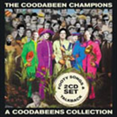 The Coodabeen Champions - A Coodabeen Collection (CD)