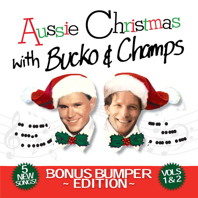 Aussie Christmas With Bucko & Champs (2CD)