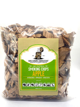 Load image into Gallery viewer, 5 Flavor Pack BBQ Smoking Chips 100% Natural (Apple, Hickory, Mesquite, Cherry & Pecan)