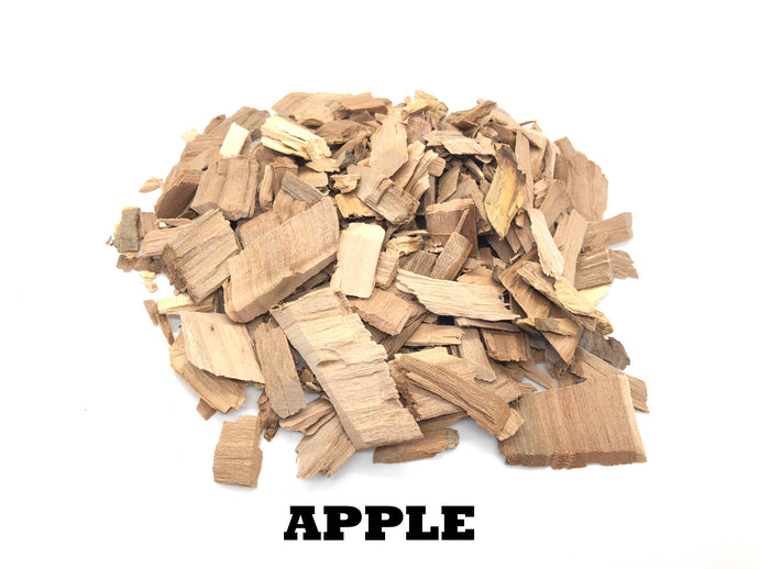 Apple BBQ Smoking Chips 100% Natural