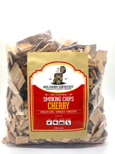 Load image into Gallery viewer, Cherry BBQ Smoking Chips 100% Natural