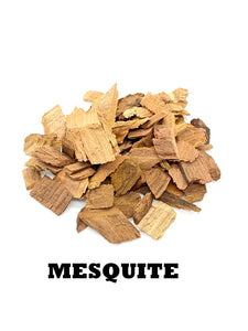Mesquite BBQ Smoking Chips 100% Natural