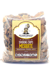 Load image into Gallery viewer, Mesquite BBQ Smoking Chips 100% Natural