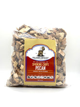 Load image into Gallery viewer, Pecan BBQ Smoking Chips 100% Natural