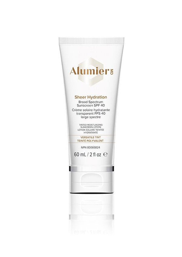 Sheer Hydration Tinted Sunscreen
