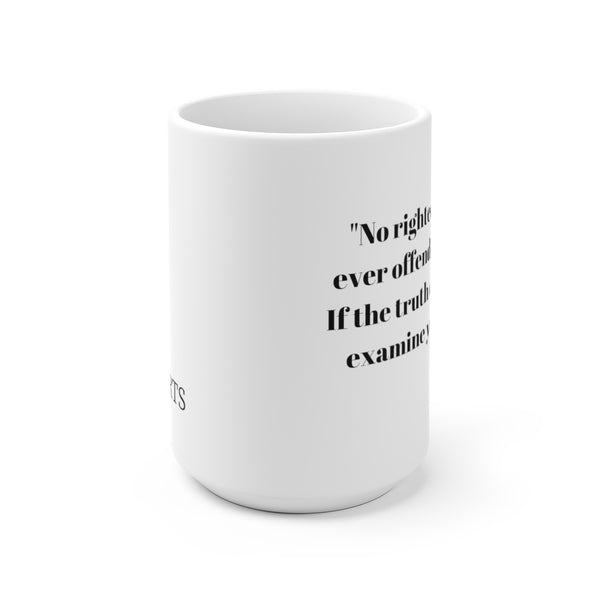 MDT Truth Mug #1 (White)