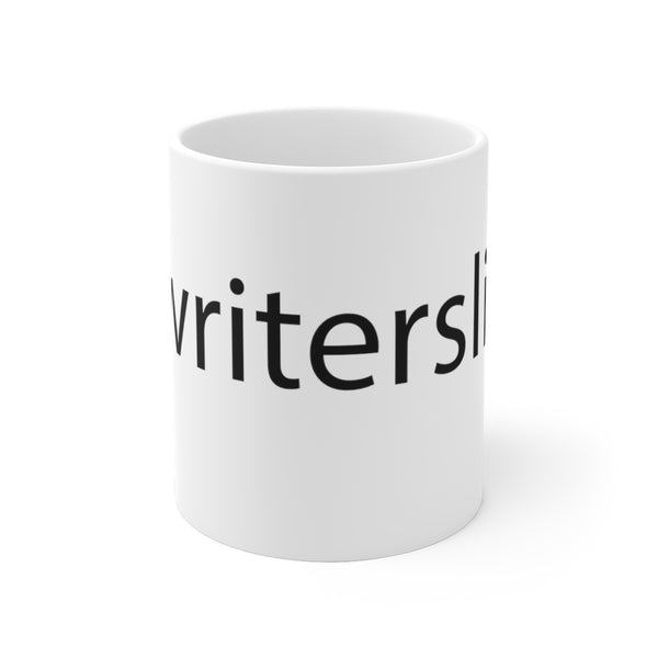 #WritersLife Coffee Mug