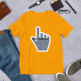 """100% Authentic"" Men's and Ladies' Short-Sleeve T-Shirt"