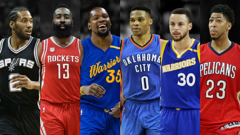 western conference all stars 2018