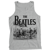 The Beatles Bicycle - Mens Heather Tank Top