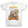 Lady Gaga Telephone Waitress - Mens White T-Shirt