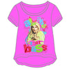 Meghan Trainor Bass Photo Girls - Youth Pink T-Shirt