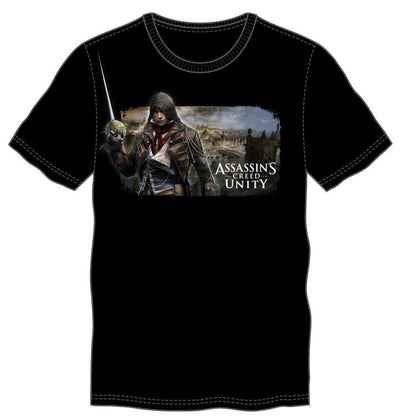AC Assassin's Creed Unity Men's T-Shirt Tee Shirt Gift