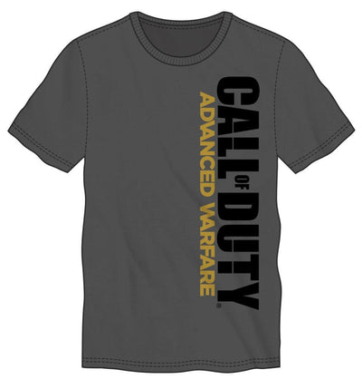 Call Of Duty Advanced Warfare Men's Gray T-Shirt Tee Shirt