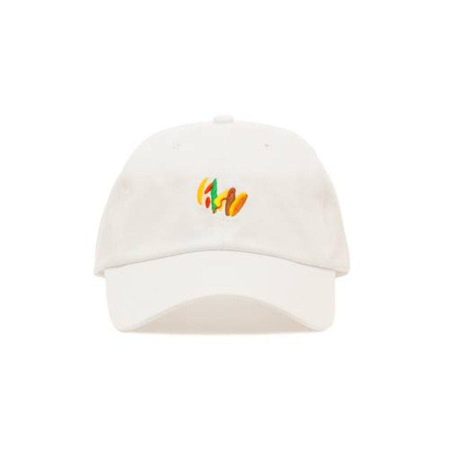 Premium Embroidered Burger Life Dad Hat - Baseball Cap with Adjustable Closure