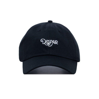 Embroidered So Sad Despair Dad Hat - Baseball Cap / Baseball Hat