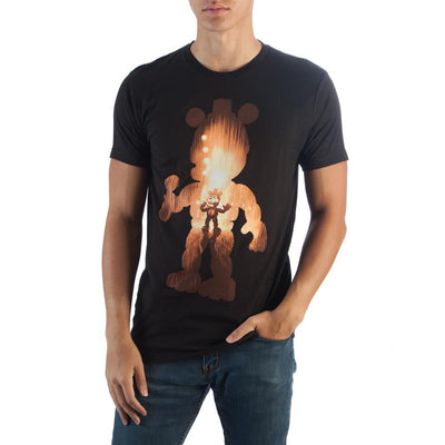 Five Nights at Freddy's Space Filled T-Shirt