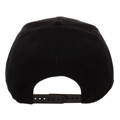 Embroidered Rilakkuma Black Snapback - Dad Hat / Baseball Cap / Baseball Hat