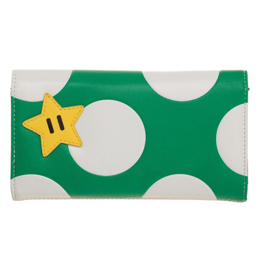 Super Mario Wallet Nintendo Super Mario Gift for Gamers - Super Mario Brothers Wallet Super Mario Gift