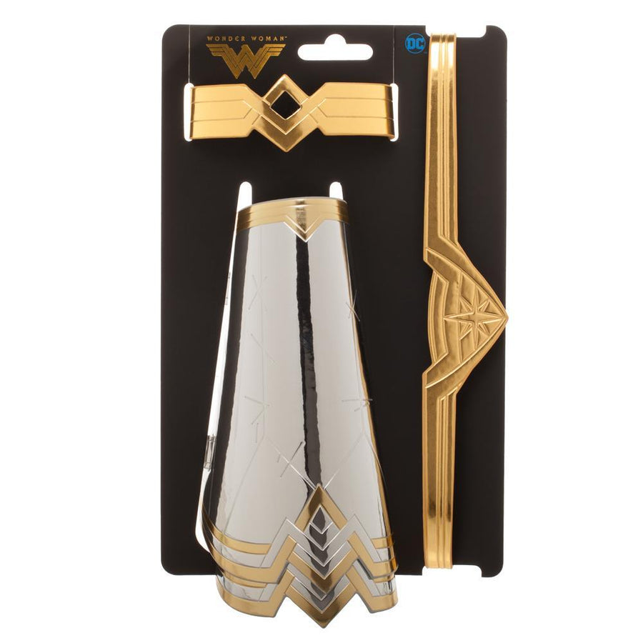 Wonder Woman Gift Wonder Woman Accessory Set - Wonder Woman Accessories Wonder Woman cuff set - Wonder Woman Costume Accessories