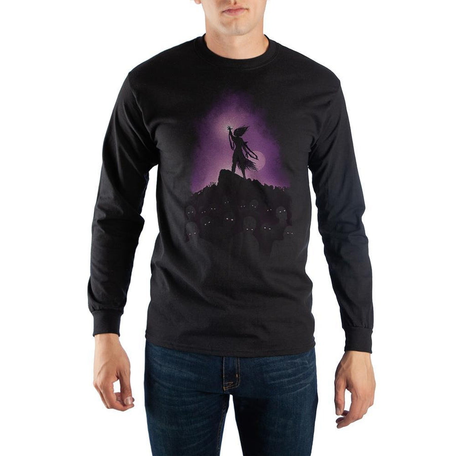 Bioworld MTG Magic: The Gathering Liliana Long Sleeve Shirt