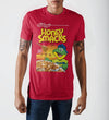Kellogg's Honey Smacks Box Red T-Shirt
