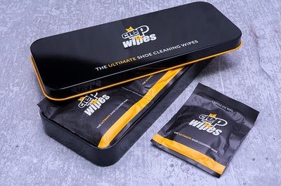 Crep Protect Wipes - The Ultimate Cleaning Wipes