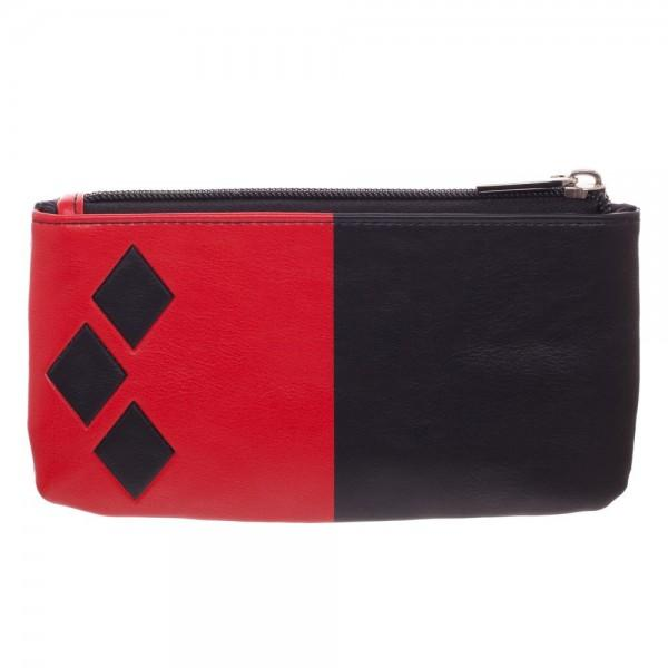 DC Comics Harley Quinn Front Flap Juniors Wallet