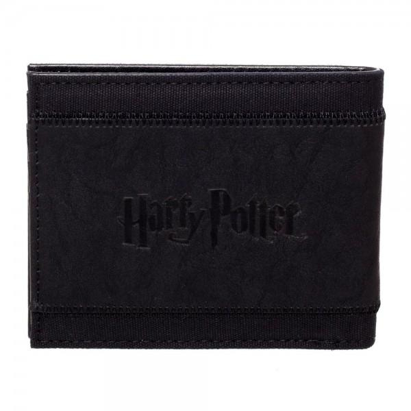 Harry Potter Glasses Bi-Fold PU Wallet