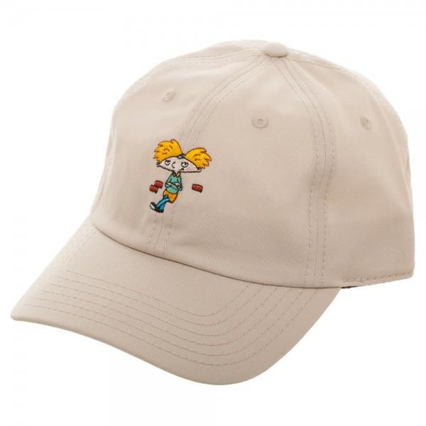 Nickelodeon Hey Arnold! Adjustable Hat