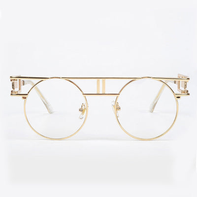 KickBackz Women's Vintage Metal Glasses